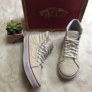 Vans Sk8-Hi Slim Hi Top Unisex Sneakers